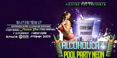 Alcoholica 4 POOL PARTY NEON