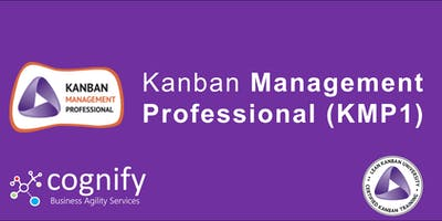 Kanban Management Professional (KMP1) - Mexico City