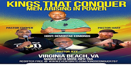 Kings that Conquer Men's Conference tickets