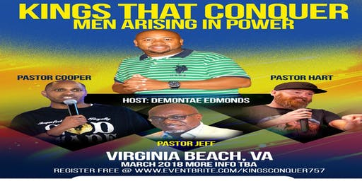 Kings that Conquer Men's Conference
