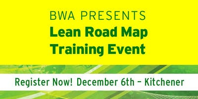 BWA Lean Road Map – Training Event