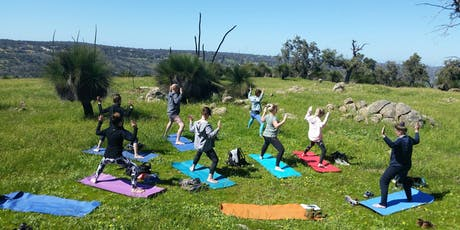 Yoga Trekking (with Vegan Tea, Picnic & Swim) tickets