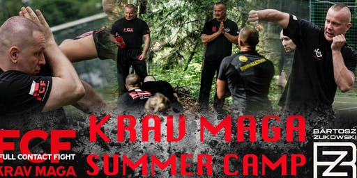 Krav Maga International Summer Camp in Poland run by Experts
