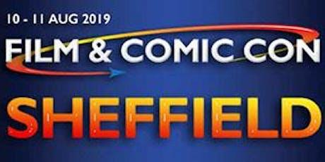 Film & Comic Con Sheffield 2019 tickets