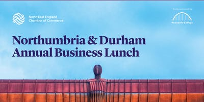 Chamber Northumbria & Durham Annual Business Lunch