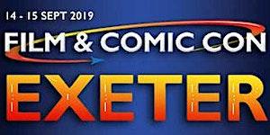 Film & Comic Con Exeter 2019
