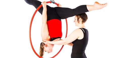 5faa65decde Organiser Spin City Instructor Training. Organiser of Pole Fitness  Intermediate Instructor Training Course