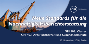 Neue GRI-Standards für die...