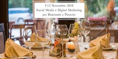 Corso di Social Media e Digital Marketing per Ristoranti e Pizzerie
