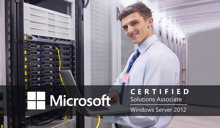MCSA: Windows Server 2012 – All Three Modules (410-411-412) @ Glasgow