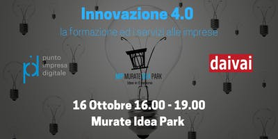 Innovazione 4.0 - La formazione ed i servizi alle imprese