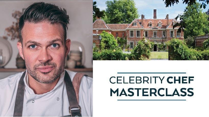 Celebrity Chef Masterclass - Kenny Tutt