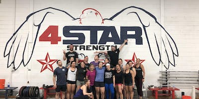 4 Star Strength Weightlifting Camp Lv.1