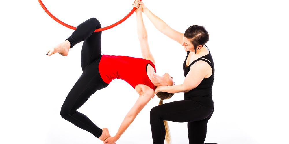 4056ab58d6d Aerial Hoop Beginners Instructor Training Course Tickets