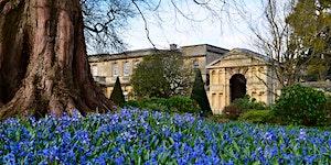 LONDON LECTURE: Oxford Botanic Garden: past, present...