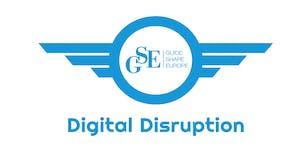 GSENL NatConf18 : Digital Disruption
