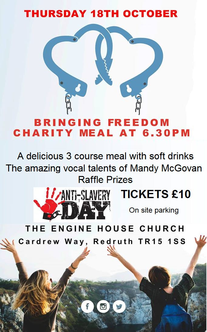 Bringing Freedom Charity Meal Hosted by Tabit