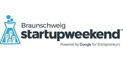 Startup Weekend Braunschweig vom 26.-28.04.2019 borek.digital