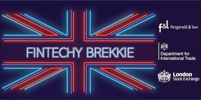 Fintechy Brekkie comes to Money2020!