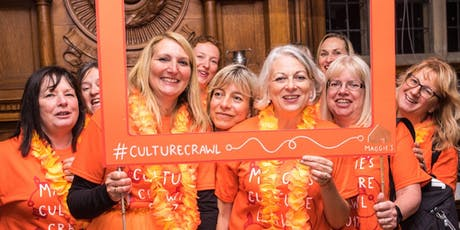 Maggie's Culture Crawl Oxford 2019 tickets