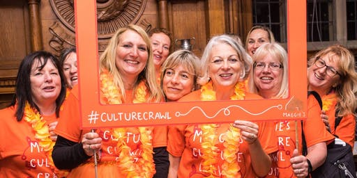 Maggie's Culture Crawl Oxford 2019