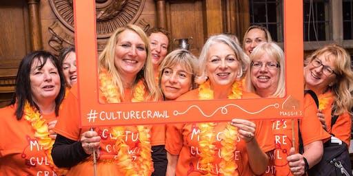 Maggie's Culture Crawl Oxford 2019
