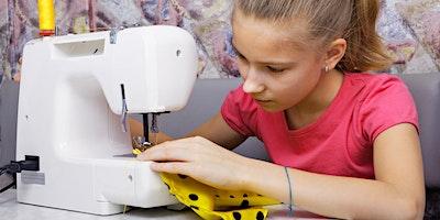 Holiday Sewing Club (9+yrs)