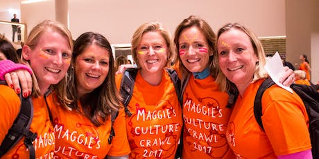 Maggie's Culture Crawl London 2019 tickets