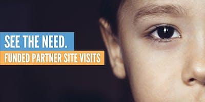 United Way Greater Toledo October Funded Partner Site Visits