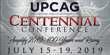 "UPCAG ""Amplify 2019: 100 Years & Rising"" Centennial Conference tickets"