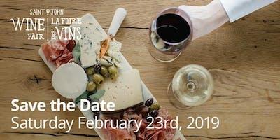 Saint John Wine Fair 2019