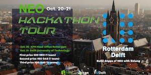 NEO Blockchain Hackathon - Rotterdam & Delft