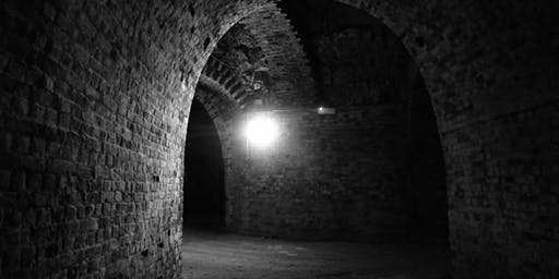 Ghost Hunt At The Very Haunted Fort Amherst