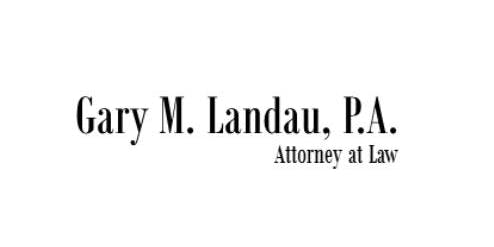 LAW OFFICE OF GARY M. LANDAU
