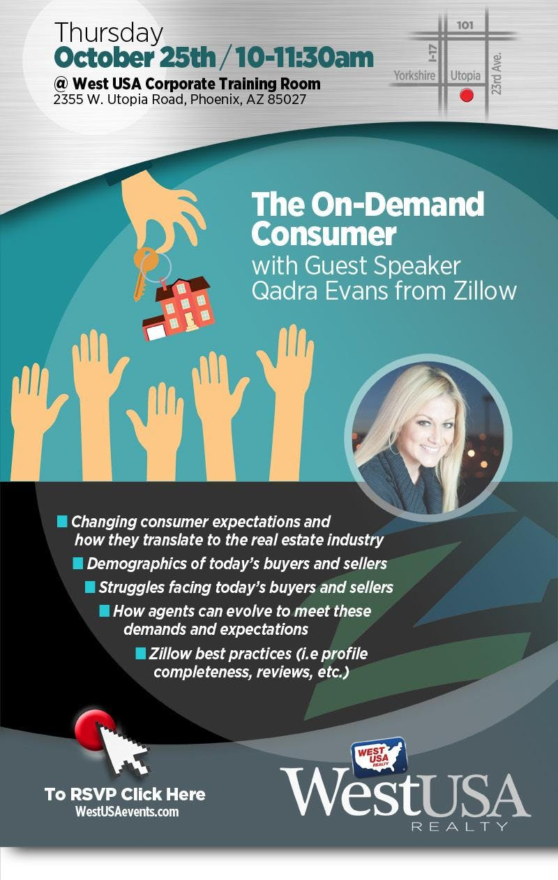 The On Demand Consumer w/ Zillow