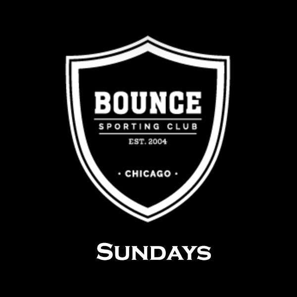 Bounce Sundays at Bounce Sporting Club Free G