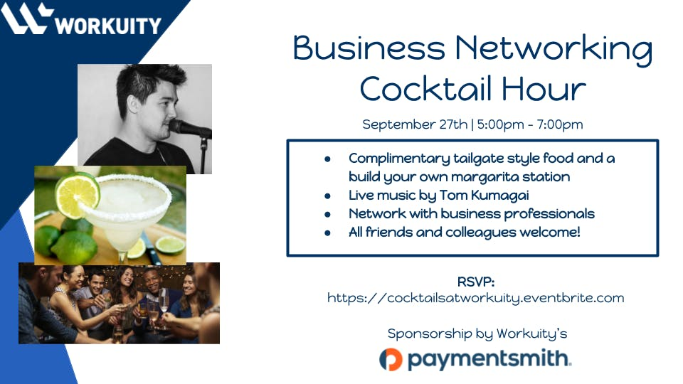 Business Networking Cocktail Hour