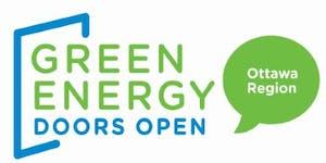 Green Energy Doors Open Ottawa 2018 - Energy Showcase...