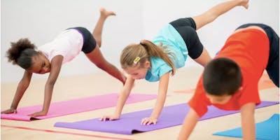 Mini Yoga - Empower kids with a fun Yoga practice