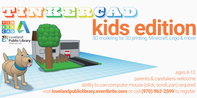 Tinkercad: Kids Edition