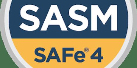 Hartford, CT - SASM Advanced Scrum Master Certification - $349! - Scaled Agile Framework® tickets