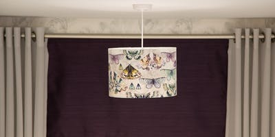 Lampshade Making Workshop By The Lampshade Company Sat Th March