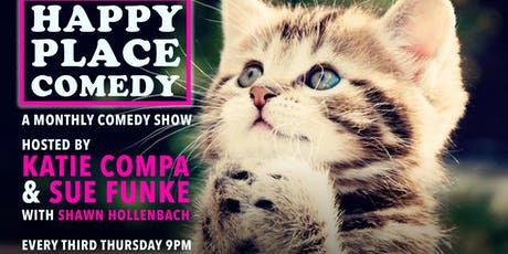 Happy Place Comedy tickets
