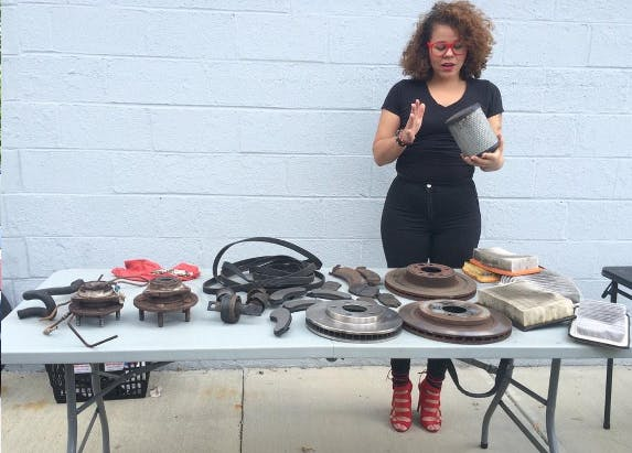 Car Care Workshop with Patrice Banks Hosted B