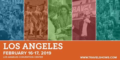 2019洛杉矶旅游与探险展