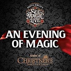 An Evening of Magic - Orlando Dinner & Magic Show tickets