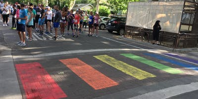 5th Annual Davis Pride Run/Walk for Equality