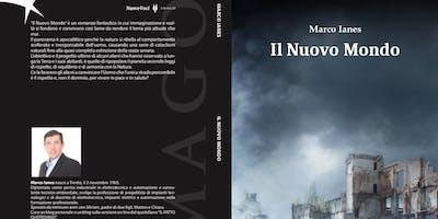 IL NUOVO MONDO- Romanzo di Marco Ianes.