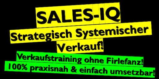 SALES-IQ Strategisch Systemischer Verkauf!
