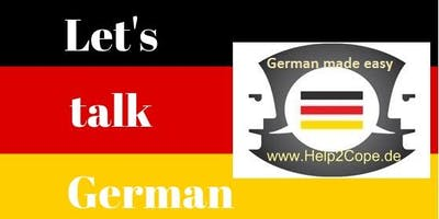 Let's Talk German - Conversation Group